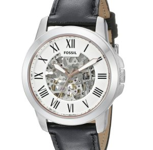 Lowest price! $96.82( Orig $175)Fossil Townsman Automatic Leather Watch