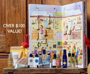 Only $55! (Value $107) L'Occitane Limited Edition Advent Calendar
