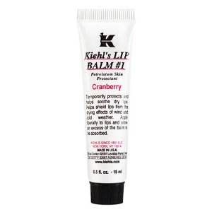 KIEHL'S SINCE 1851 Cranberry-Scented Lip Balm Number One