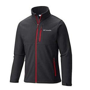 Men's Ascender Water Resistant Softshell Jacket