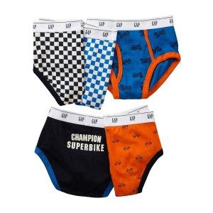Bike underwear (5-pack) | Gap