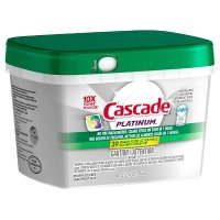 3-Pack of 39-Count Cascade Platinum Dishwasher Detergent ActionPacs + $10 Target Gift Card