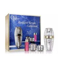 $325 Cle De Peau Limited Edition Radiant Serum Collection ($483 Value)