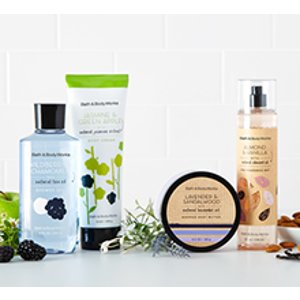 Buy 3 Get 2 Free Signature Collection - Body Care - Bath & Body Works