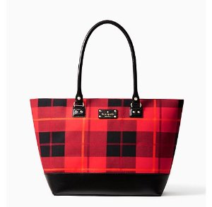 Up to 75% Off Select Handbags and Wallets @ kate spade