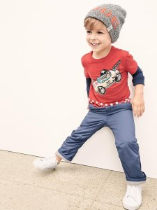 Up to 70% Off + Extra 40% Off Flash Sale! Kid and Baby's Clothes @ Gap