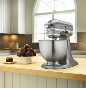 $189.98 KitchenAid Ultra-Power 4.5Qt. Tilt Head Stand Mixer