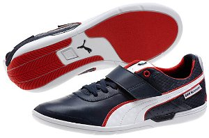 PUMA BMW MS MCH Lo Men's Sneakers