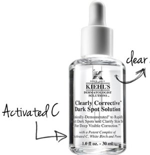 Up to $30 OffClearly Corrective Dark Spot Solution @ Kiehl's