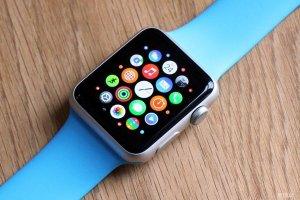 Apple Watch Sport (2015, Silver Aluminum Case, Sport Band)