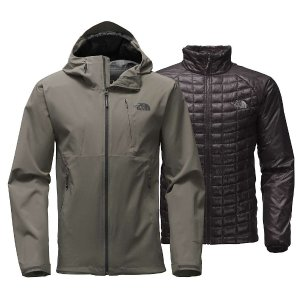The North Face Men's Thermoball Triclimate Jacket - at Moosejaw.com