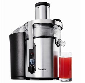 Breville BJE510XL the Juice Fountain Multi-Speed Silver