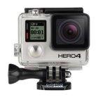 好价补货!狗扑肉$349.99包邮 GoPro HERO4 Black黑色版 专业运动摄影机