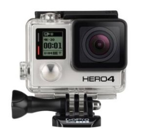 $349.99 GoPro HERO4 Black/Silver/Session