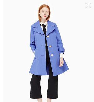 $898 kate spade marcheline coat