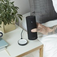 Amazon - Amazon Tap Portable Bluetooth and Wi-Fi Speaker