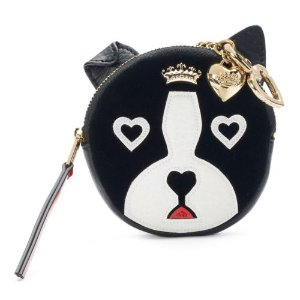 Juicy Couture French Bulldog Coin Purse