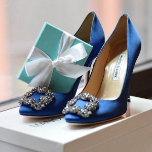 Extended 1 Day! Up to $600 GIFT CARD with Manolo Blahnik Purchase of $250 or More @ Neiman Marcus