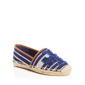 Tory Burch Shaw Espadrille Flats | Bloomingdale's