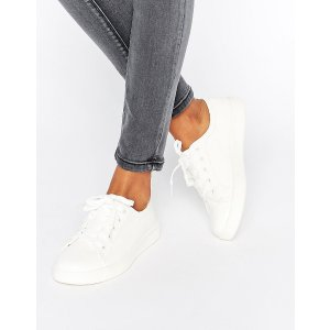 New Look   New Look Lace Up Sneaker