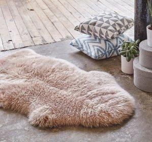 独家!仅售 £34 (原价 £120)The Hut 精选 Royal Dream 羊毛地毯热卖