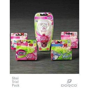 Shai Trial Pack - Dorco USA