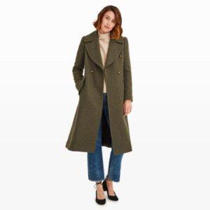 Women | Coats and Trench Coats | Byannca Coat | Club Monaco