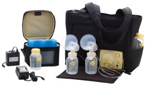 $190.84 Medela Pump in Style Advanced Breast Pump with On the Go Tote