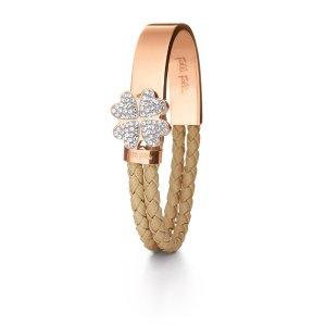 HEART4HEART BRACELET Rose Gold Plated - 3B1T038RIC