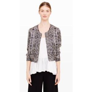 Kiona Printed Jacket