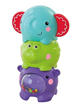 Fisher-Price Stackin' Sounds Animals