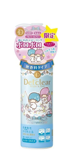 $8.66 Meishoku Delclear Bright and Peel Facial Peeling Gel 180ml