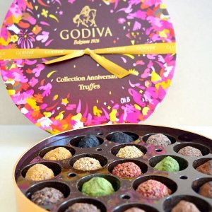 25% off Sitewide with $50 or moreFriends & Family Sales @Godiva