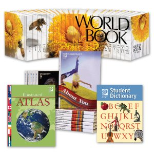 World Book Encyclopedia 2015 & Childcraft: How and Why Collection