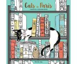 Cats in Paris: A Magical Coloring Book - Walmart.com