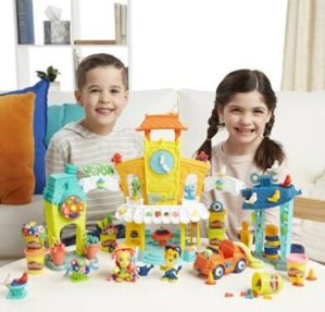 Up to 55% off Select Play-Doh Toys @Amazon