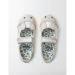 Canvas Mary Janes 54058 Sneakers & Plimsolls at Boden