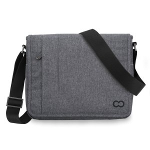 $14.99 CaseCrown Campus Horizontal Messenger Bag for MacBook Pro / Air 13''
