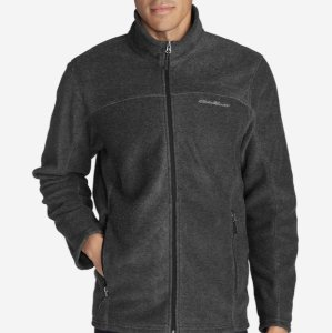 From $21Performance Fleece Jackets @ Eddie Bauer