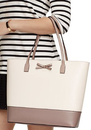 As Low As $99 Sawyer Street Colorblock Tori Sale @ kate spade new york