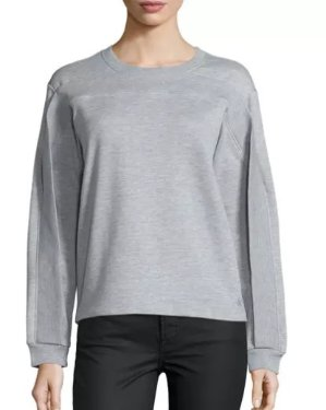 Opening Ceremony Twisted-Seam Long-Sleeve Pullover