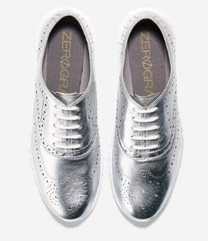 ZerøGrand Wing Oxford @ Cole Haan