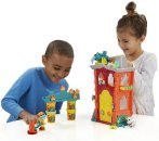 $7.88 Play-Doh Town Firehouse