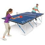 EastPoint Sports Fold N Store Table Tennis Table, 18mm