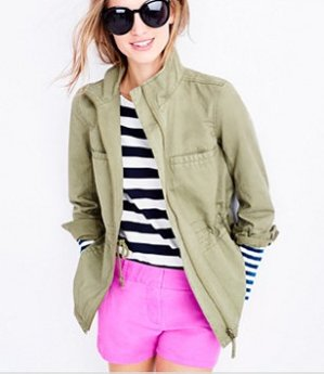 Up to 50% OffEverything @ J.Crew Factory
