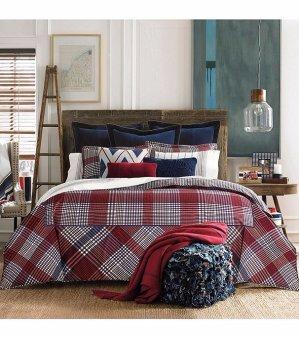 Tommy Hilfiger® Buckaroo Plaid Comforter