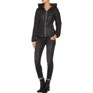 Cloto wool-paneled quilted shell down jacket | Duvetica | US | THE OUTNET
