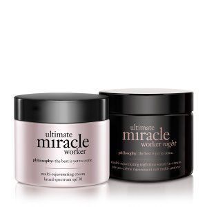 ultimate miracle worker | day night duo | philosophy new!