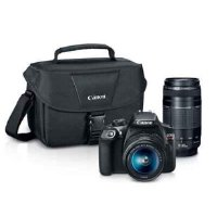 as low as $429 Canon DSLR Camera Bundles