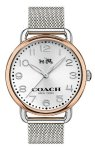 $184.14 COACH 'Delancey' Round Watch, 36mm